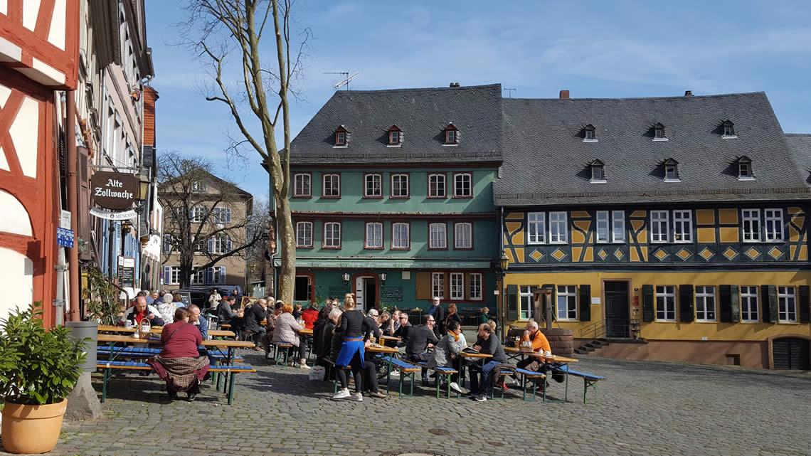 stadtrundgang durch frankfurt h chst initiative pro h chst e v. Black Bedroom Furniture Sets. Home Design Ideas